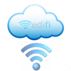 Cloud Wifi Icon