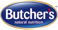 Butchers Pet care logo